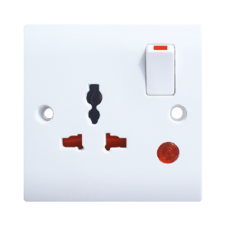13 A Universal Switched Socket